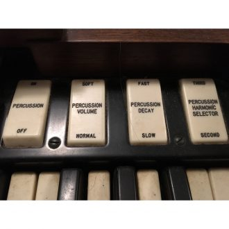 Hammond C3 with 122 Leslie (Vintage)