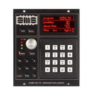 Neve AMS RMX16 500 Series Digital Reverb Module