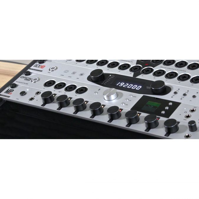 Antelope Audio MP8D 8-Channel Mic Preamp A/D Conversion