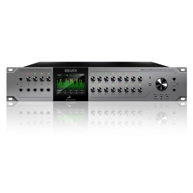 Antelope Audio Goliath Interface