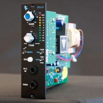 API 505-DI 500 Series DI Module