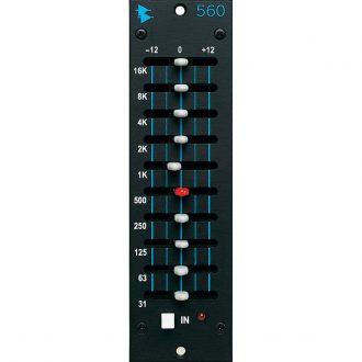 API 560 Discrete 10 Band Graphic EQ