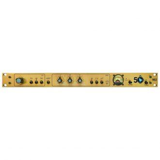 API 862 Mic 50th Anniversary Series Preamp/EQ
