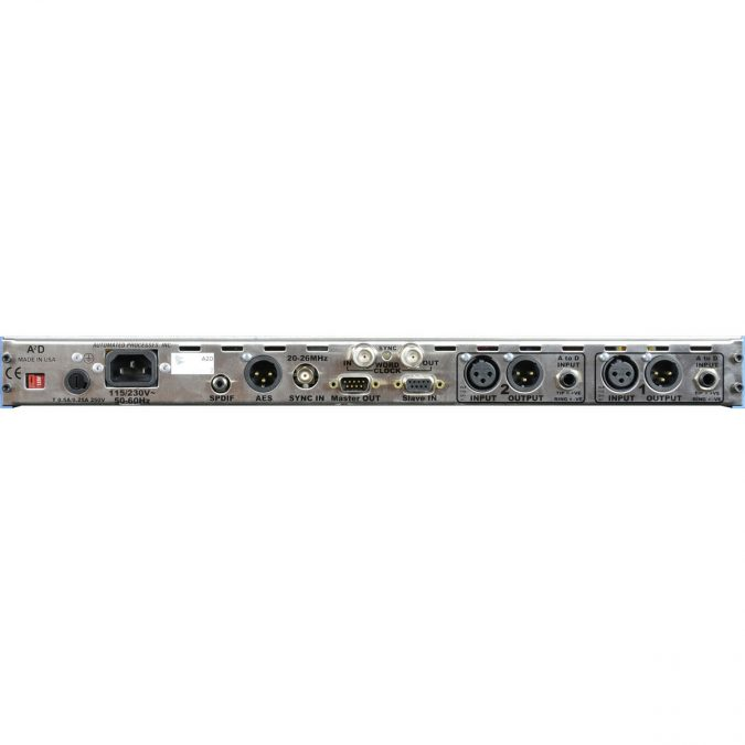 API A2D Dual Mic Preamp with 2 Channel A to D Converter