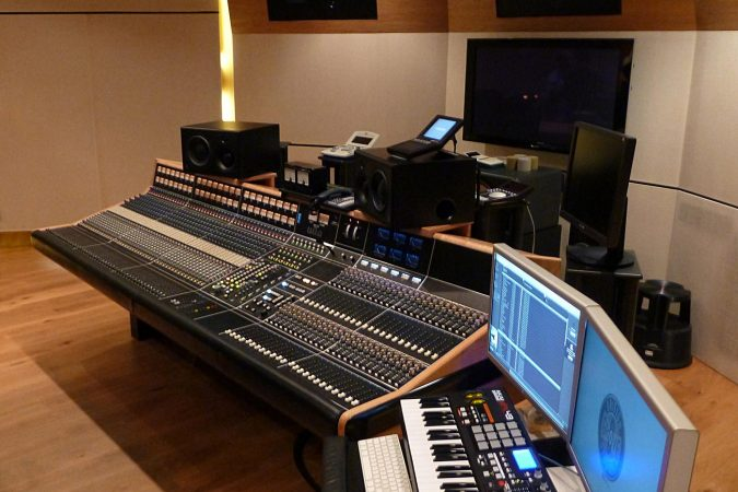 API Audio Legacy All Discrete Console
