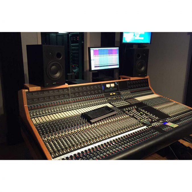 API Audio Legacy Plus All Discrete Console