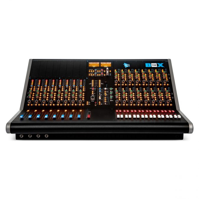 API The Box 2 Recording And Mixing Console