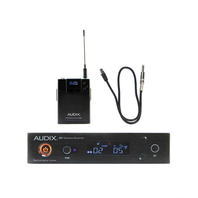 Audix AP61-GUITAR Wireless System