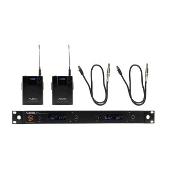 Audix AP62-GUITAR Dual Channel Wireless System