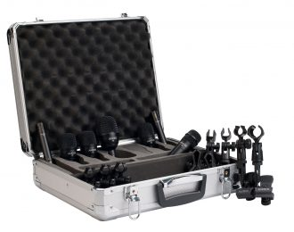 Audix FP7 Fusion Drum Microphone Package