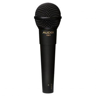 Audix OM11 Dynamic Vocal Hypercardioid Microphone