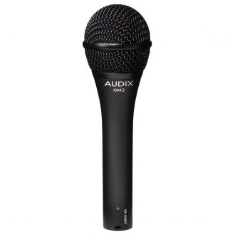 Audix OM2 PA Systems Dynamic Vocal Microphone
