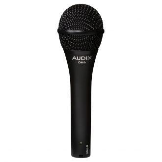 Audix OM6 Dynamic-Vocal Hypercardioid Microphone