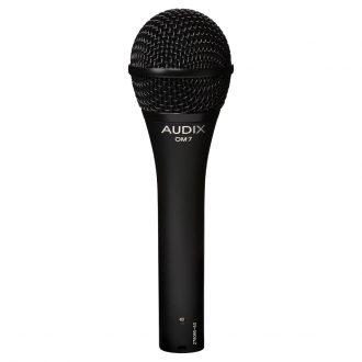 Audix OM7 Dynamic Vocal Hypercardioid Microphone