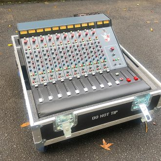 Aurora Audio Sidecar (Used) with flightcase