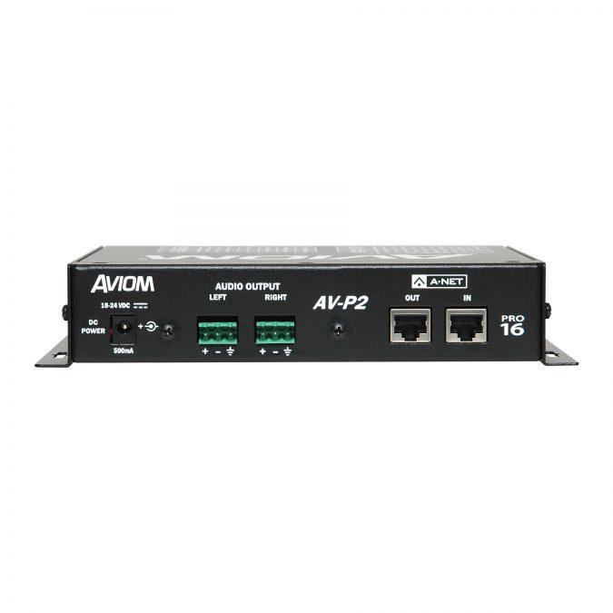 Aviom AV-P2 Output Module