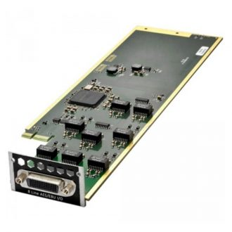 Avid Pro Tools MTRX 8 AES3 I/O Expansion Card W/ SRC