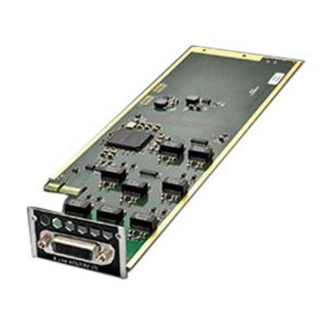 Avid Pro Tools MTRX 8 AES3 I/O Expansion Card W/ SRC