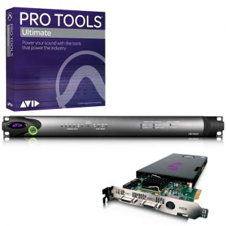 Avid Pro Tools HDX System w/ HD MADI Interface