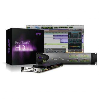 Avid Pro Tools HDX HD I/O 8X8X8 Analog System