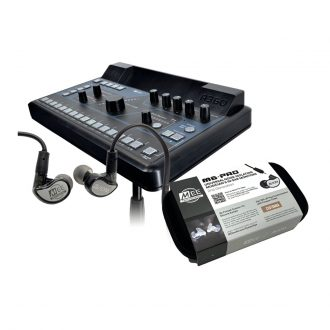 Aviom A360-MEE 64 Channel Personal Mixer Bundle