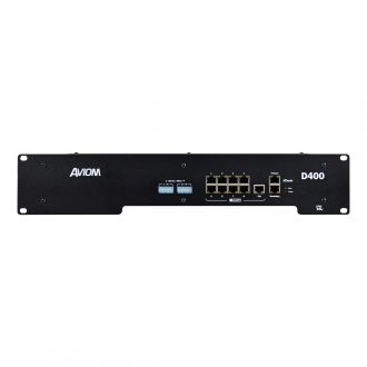 Aviom D400-Dante A-Net Distributor