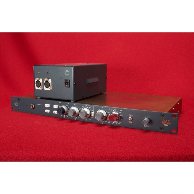 BAE 1028 3 Band Vintage Neve Style EQ/Pre with PSU (Used)