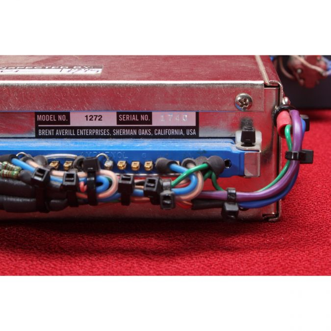 BAE 1272 Mic Pre Racked Pair with DI's (Used)