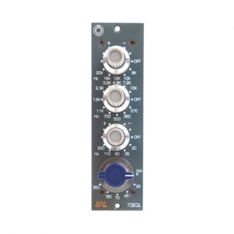 BAE 73EQL 500 Series 3-Band Equalizer