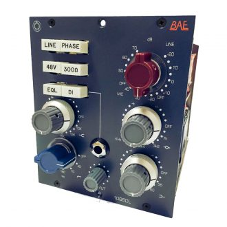BAE 1066DL 500 Series Module