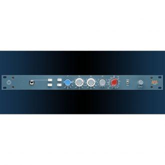 BAE 1073 Mic Pre/EQ w/PSU (Blue)