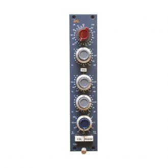 BAE 1084 Mic Pre/EQ Module – Blue