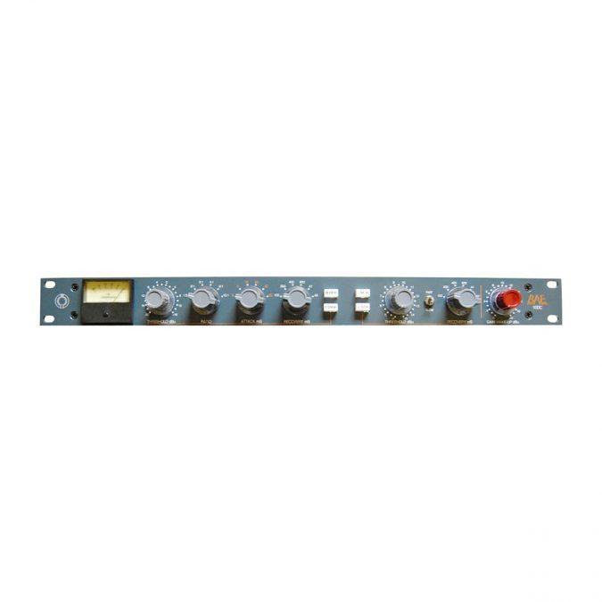 BAE 10DC Compressor/Limiter w/PSU (Discontinued)