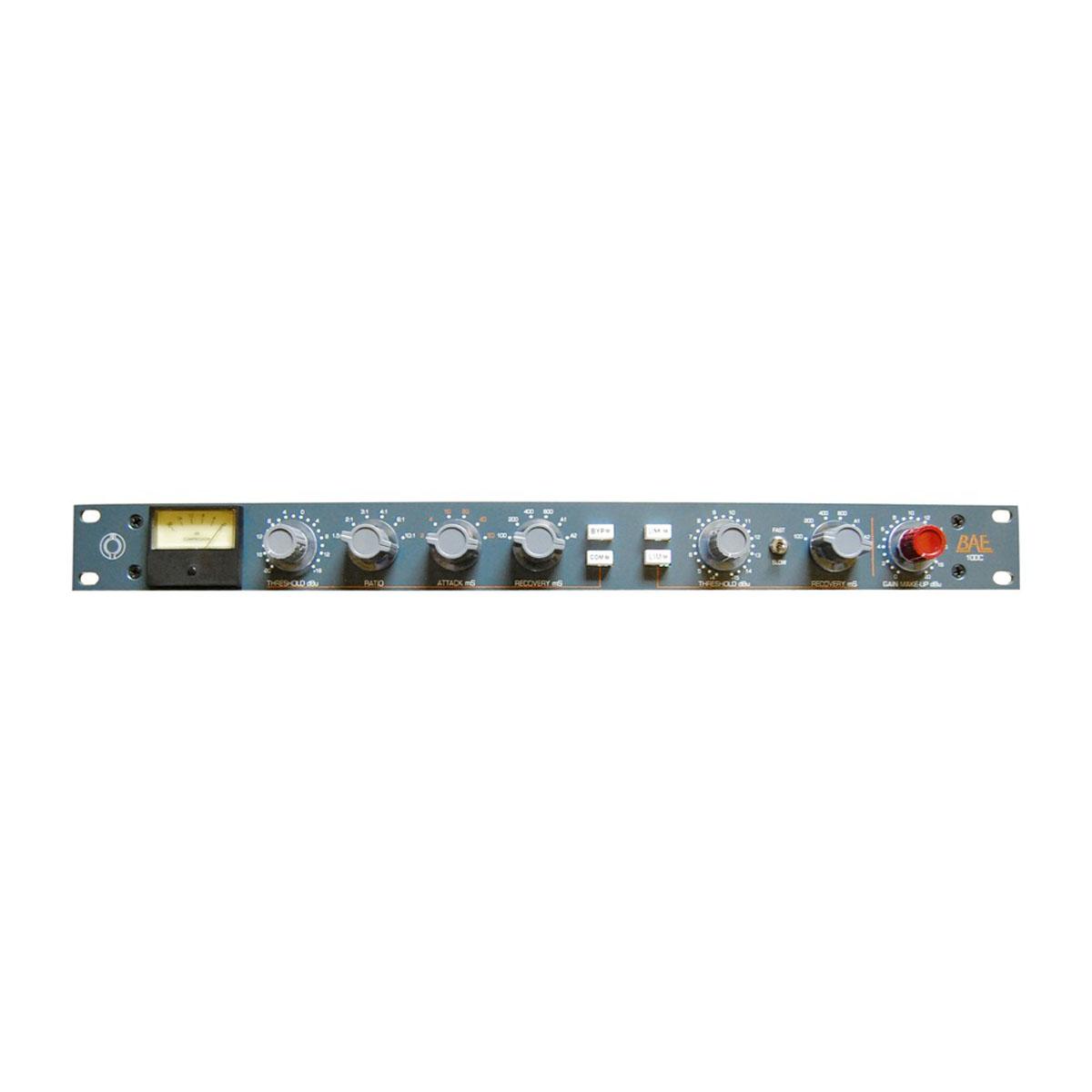BAE 10DC Compressor/Limiter w/PSU (Discontinued) » Sonic Circus