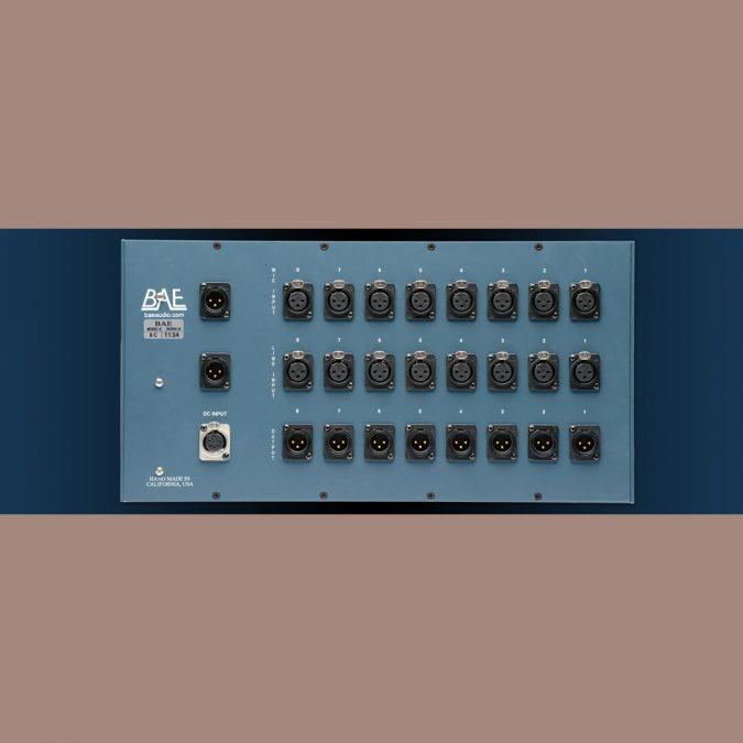 Build Your BAE 8CM 8 Ch Mixer W/ PSU 48V