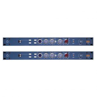 BAE 1028 Mic Pre/EQ Pair w/PSU (Blue)