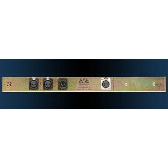 BAE 1066D Mic Pre Pair w/PSU (Blue)
