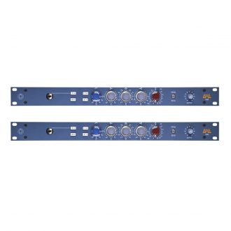 BAE 1023 Mic Pre/EQ Pair w/PSU (Blue)