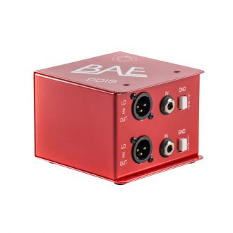 BAE PDIS – Passive Direct Injection Stereo Box