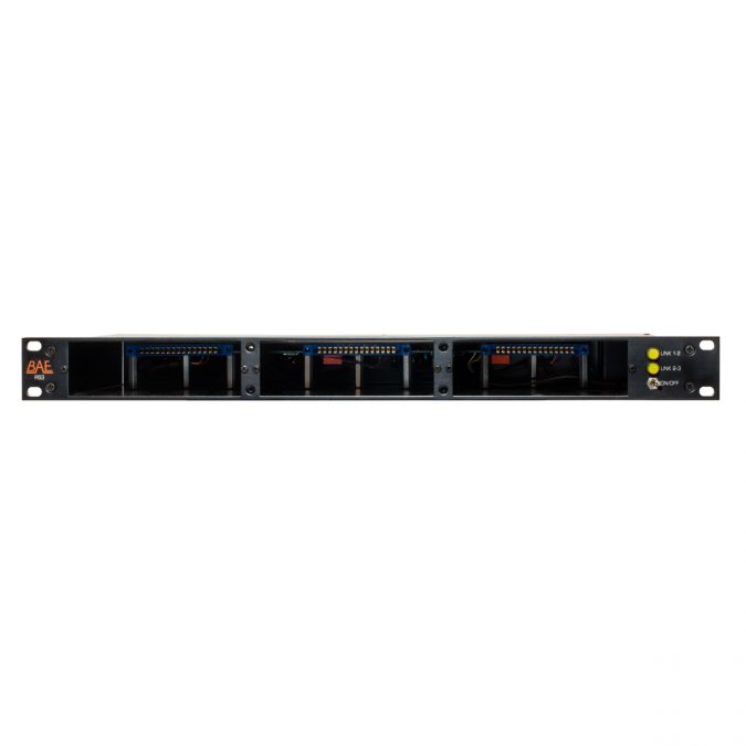 BAE R53 3-Channel Horizontal 500 Series Rack