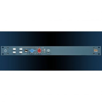 BAE 1073MPF Single Channel w/ Filter & PSU (Blue)