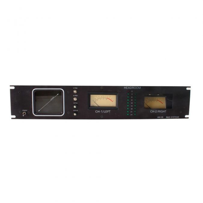 B&B AM-2B Phase Monitor (Used)