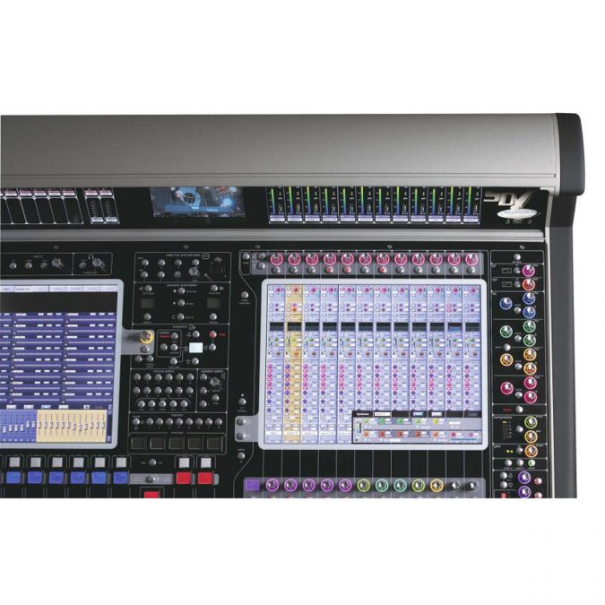 DiGiCo SD7T Digital Mixing Control Surface