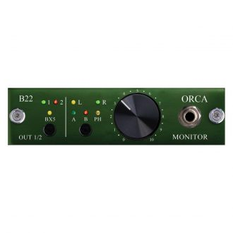 Burl Audio B22-ALPS Orca D/A Card for B16 Mothership