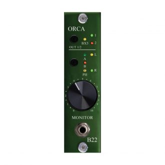 Burl Audio B22-ALPS Orca D/A Card for B80 Mothership