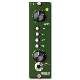 Burl Audio B1 Microphone Preamp