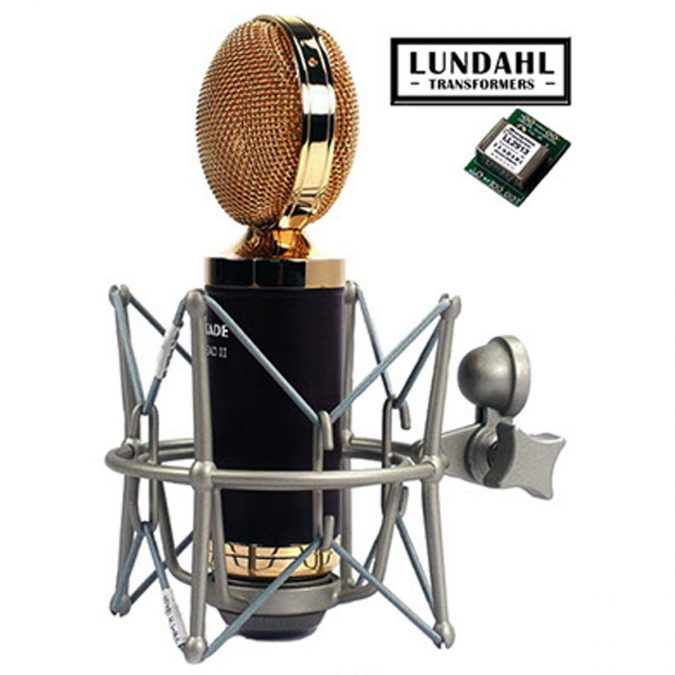 Cascade Fat Head II Stereo Pair Ribbon Microphones