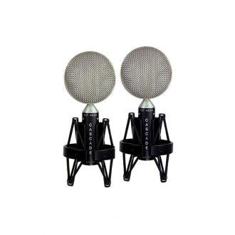 Cascade Fat Head Stereo Pair Short Ribbon Microphones