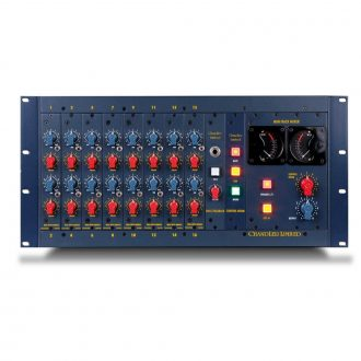 Chandler Limited Mini Rack Mixer – 16 Channels (Requires PSU-2)