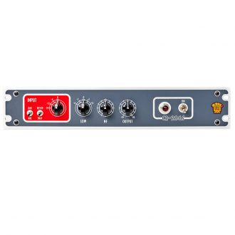 Coil Audio CA-286s Single Channel Preamp